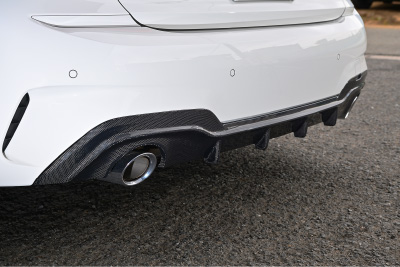 G20/21 M Sports Rear Diffuser for 2 Tail Muffler